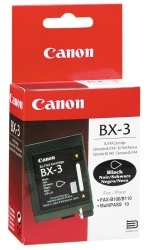 Remanufactured Canon 0884A002AA (BX3) Black Ink Cartridge BX3 - rem01