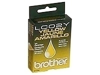 Compatible Brother (LC02Y) Yellow Ink Cartridge LC02Y - rem01