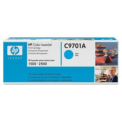 Remanufactured HP C9701A Toner Cartridge Cyan 4K C9701A - rem01
