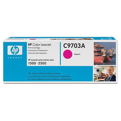 Remanufactured HP C9703A Toner Cartridge Magenta 4K C9703A - rem01