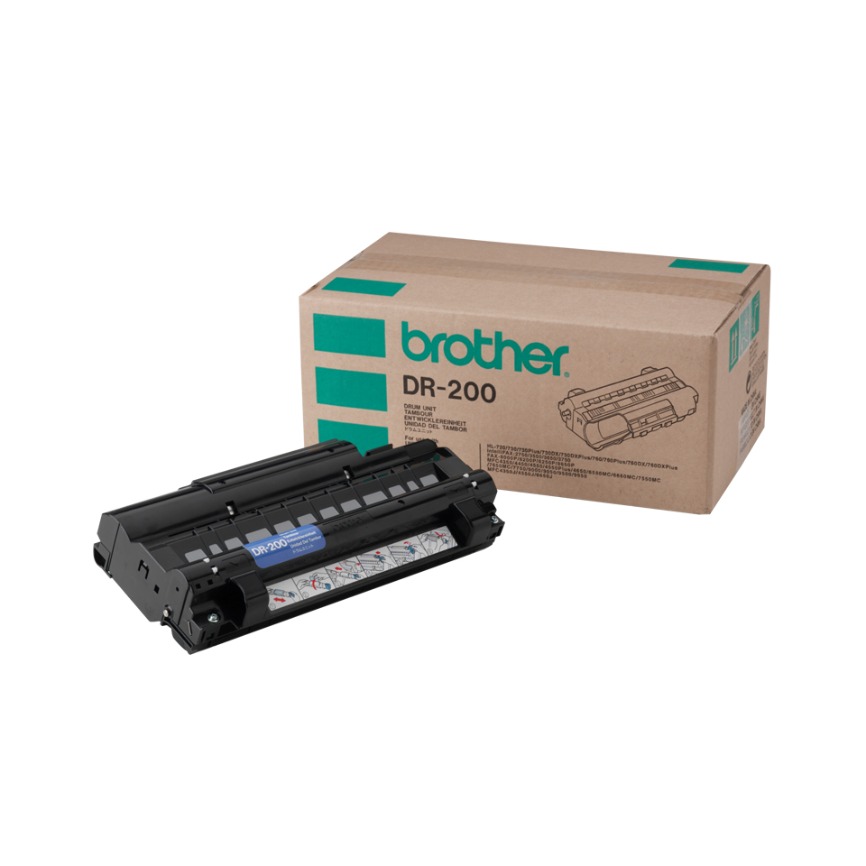 Remanufactured Brother DR200 Drum Black 20K DR200 - rem01