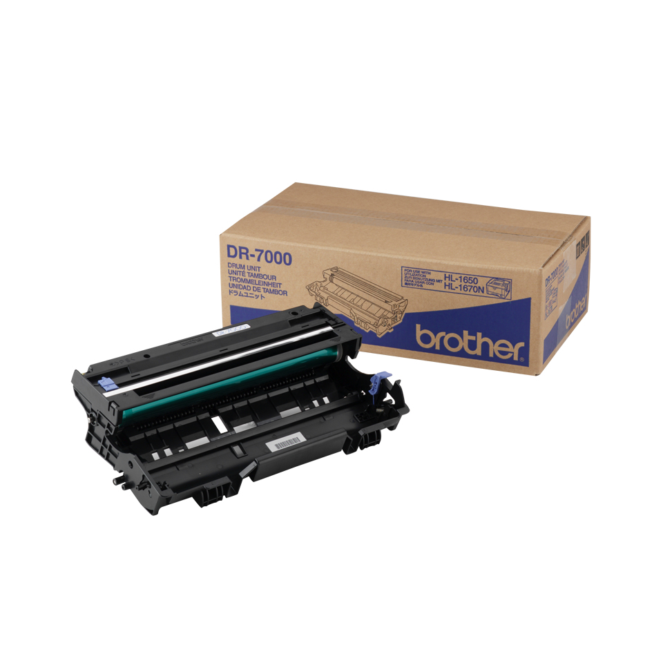 Remanufactured Brother DR7000 Drum Black 20K DR7000 - rem01