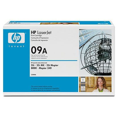 Remanufactured HP C3909A Toner Cartridge Black 15K C3909A - rem01