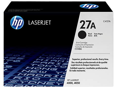 Remanufactured HP C4127A Toner Cartridge Black 6K C4127A - rem01