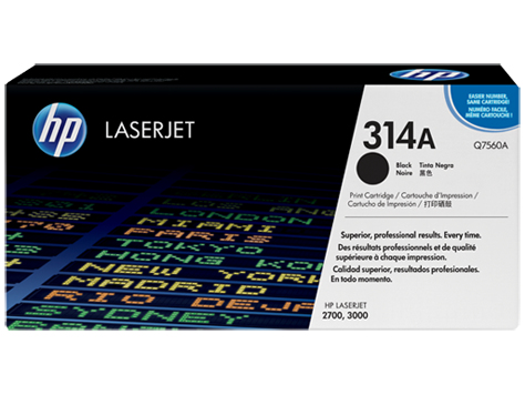 Remanufactured HP Q7560A Toner Cartridge Black 6K Q7560A - rem01