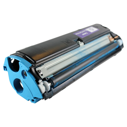 Remanufactured Minolta 1710517-008 Toner Cartridge Cyan 1710517-008 - rem01