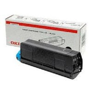 Remanufactured Oki 42804540 Toner Cartridge Black 3K 42804540 - rem01