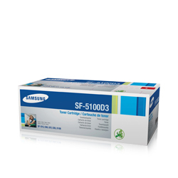 Remanufactured Samsung SF-5100D3 Toner Cartridge Black SF-5100D3 - rem01
