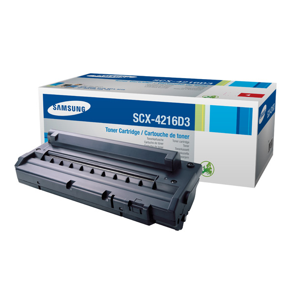 Remanufactured Samsung SCX-4216D3 Toner Cartridge Black SCX-4216D3 - rem01