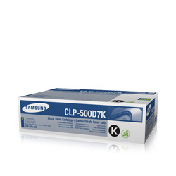 Remanufactured Samsung CLP-500D7K Toner Cartridge Black CLP-500D7K - rem01