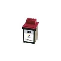 Remanufactured Lexmark 12A1990 (90) Photo Ink Cartridge 12A1990 - rem01