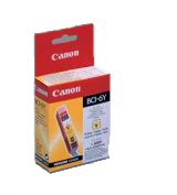 Compatible Canon 0949A001AA (BJI201) Yellow Ink Cartridge BJI201Y - rem01