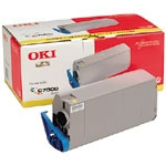 Remanufactured Oki 41304209 Toner Cartridge Yellow 41304209 - rem01