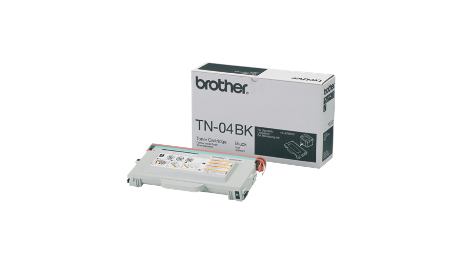 Remanufactured Brother TN04Bk Toner Cartridge Black TN04BK - rem01
