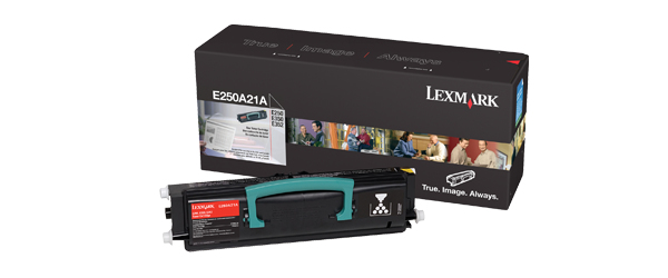 Remanufactured Lexmark E250A11E Black Toner Cartridge E250A21A - rem01