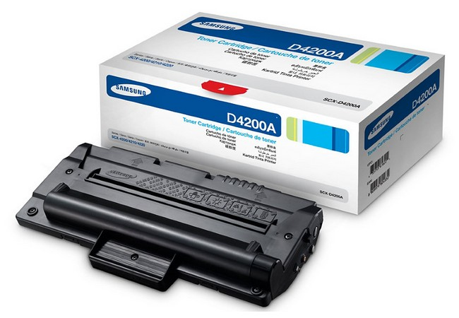 Remanufactured Samsung SCX-D4200A Toner Cartridge Black SCX-D4200A - rem01
