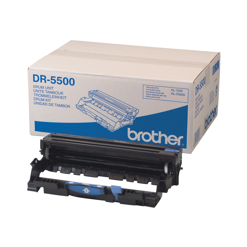 Remanufactured Brother DR5500 Drum Black DR5500 - rem01
