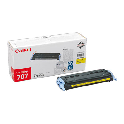 Remanufactured Canon 9421A004AA Toner Cartridge Yellow 9421A004AA - rem01