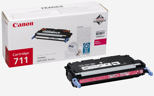 Remanufactured Canon 1658B002AA Toner Cartridge Magenta 1658B002AA - rem01