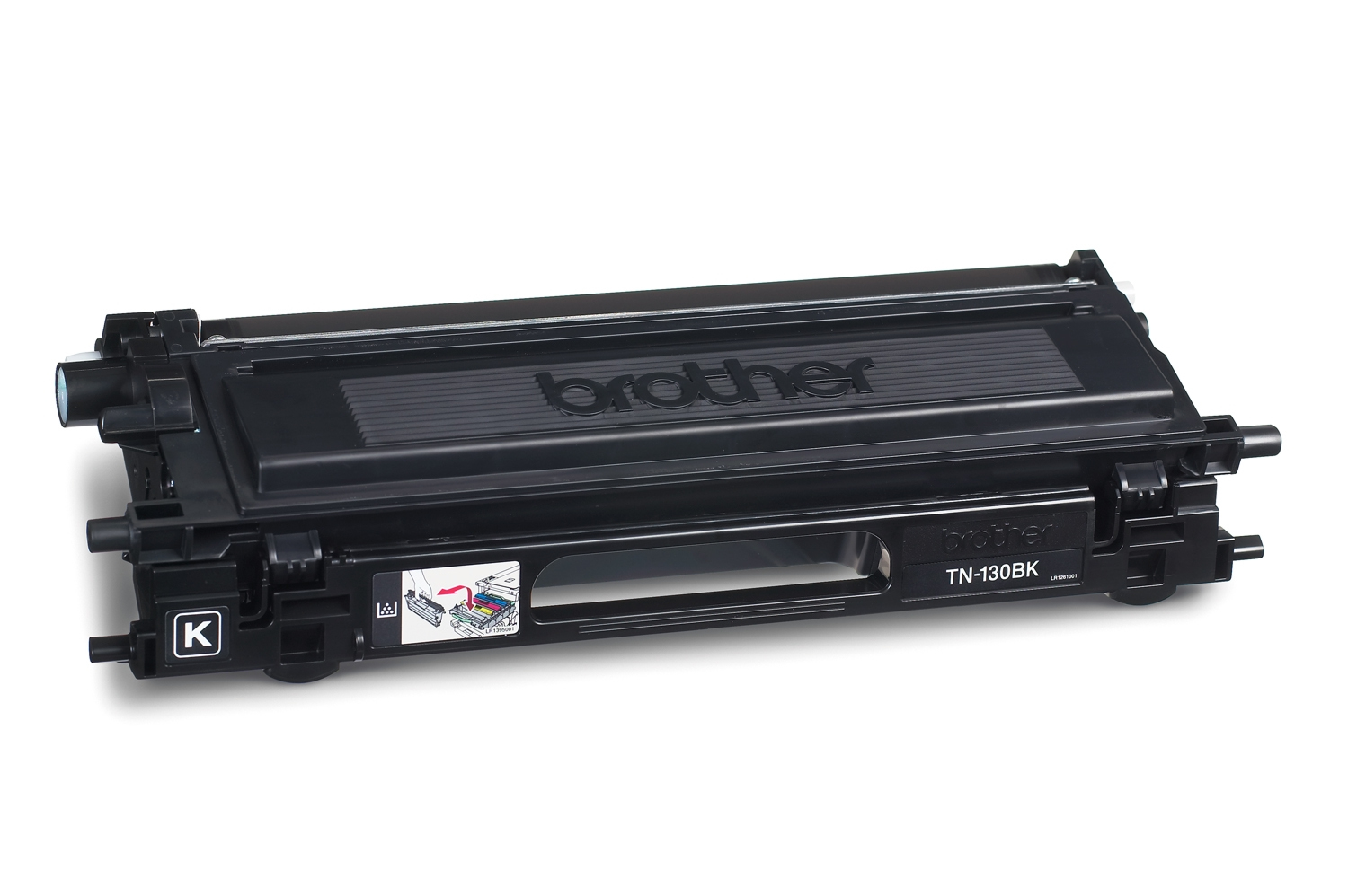 Remanufactured Brother TN130BK Toner Cartridge Black 5K TN130BK - rem01