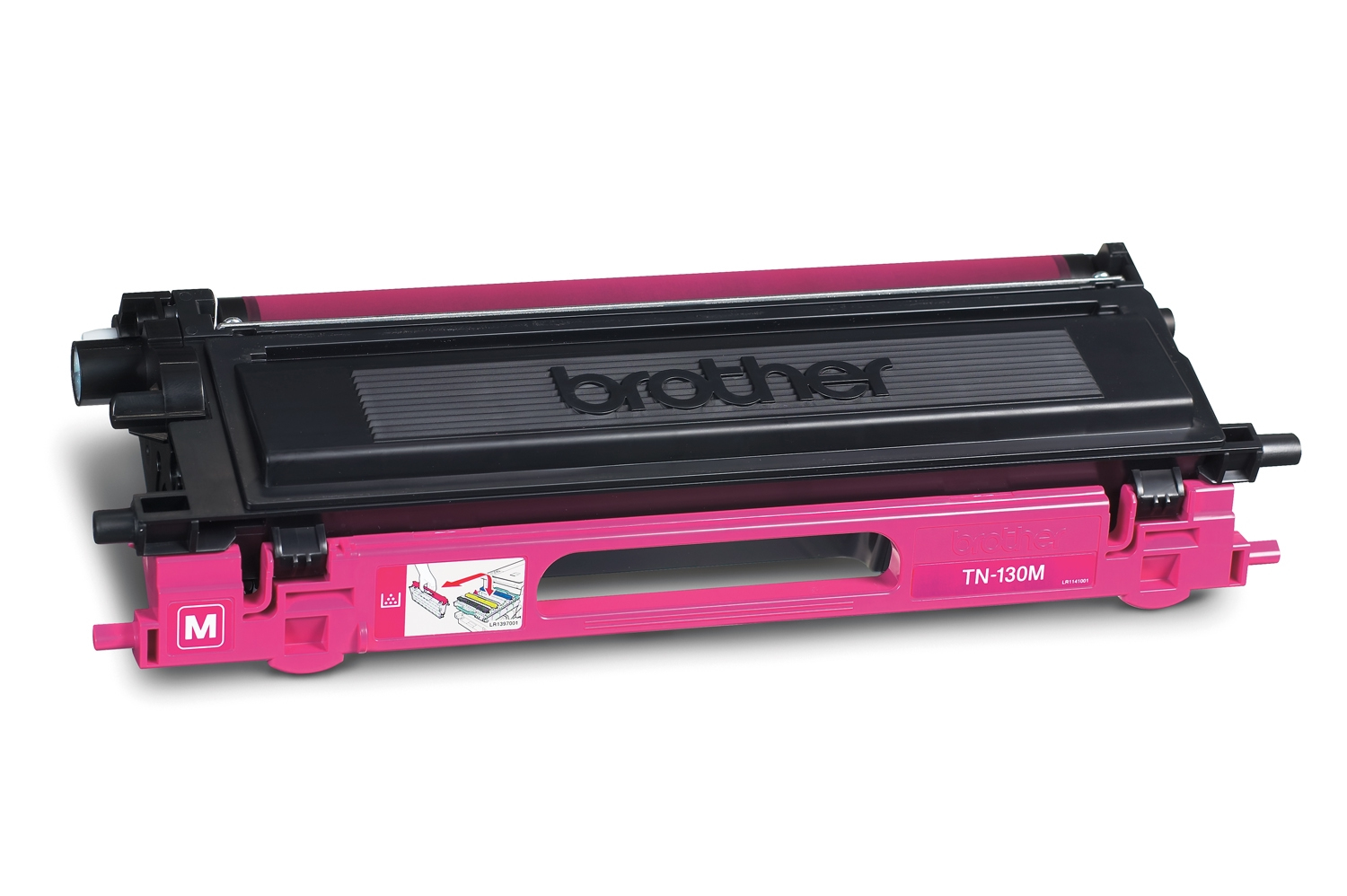 Remanufactured Brother TN130M Toner Cartridge Magenta 4K TN130M - rem01