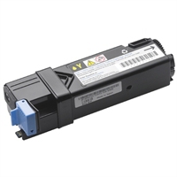 Remanufactured Dell 593-10260 Toner Cartridge Yellow 593-10260 - rem01
