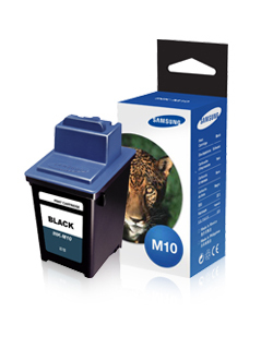 Remanufactured Samsung INK-M10/ROW (M10) Black Ink Cartridge M10 - rem01