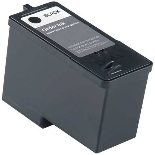 Remanufactured Dell 592-10094 (J5566) Black Ink Cartridge J5566 - rem01