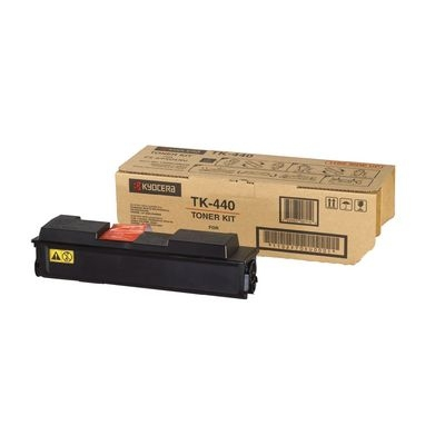 Remanufactured Kyocera TK440 Toner Cartridge Black 15k TK440 - rem01