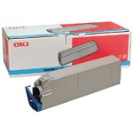 Remanufactured Oki 41515211 Toner Cartridge Cyan C9200 (15k) 41515211 - rem01
