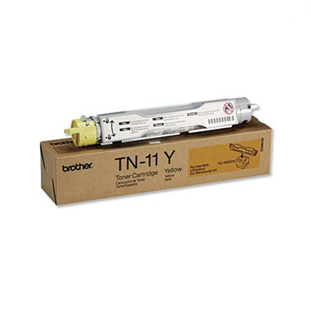 Remanufactured Brother TN11Y Toner Cartridge Yellow 6k TN11Y - rem01