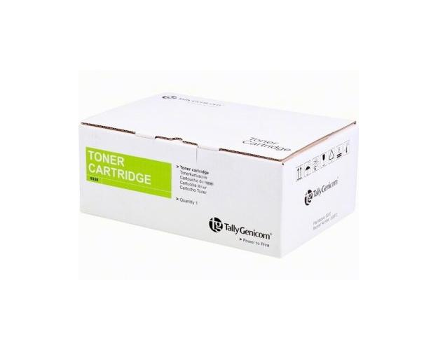 Remanufactured TallyGenicom 043037 Toner Cartridge Black 5k 043037 - rem01