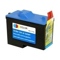 Remanufactured Dell 592-10045 (7Y745) Colour Ink Cartridge 592-10045 - rem01
