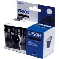 Compatible Epson C13S02002540 (S020025) Black Ink Cartridge C13S02002540 - rem01