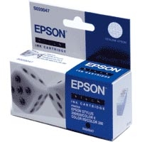 Compatible Epson C13S02004740 (S020047) Black Ink Cartridge C13S02004740 - rem01