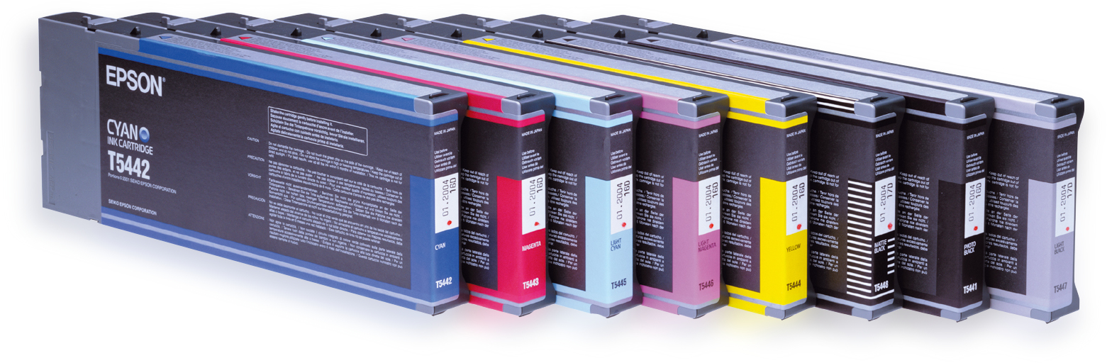 Compatible Epson C13T544700 (T5447) Light Black Ink Cartridge C13T544700 - rem01
