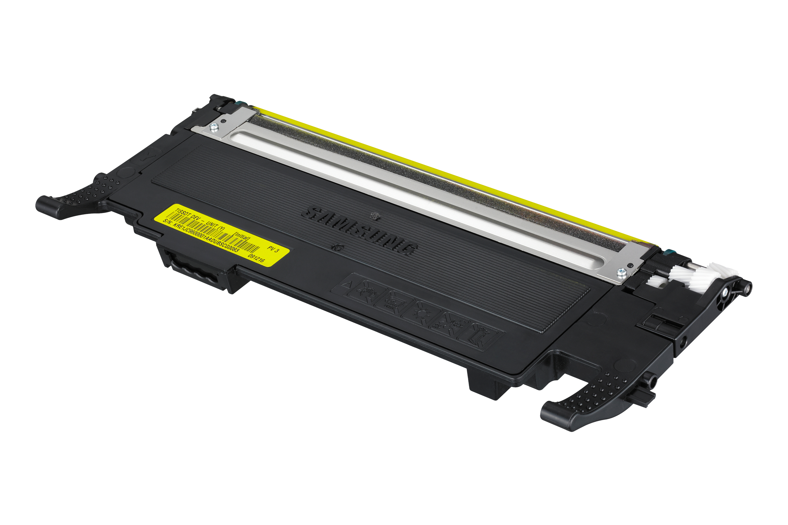 Remanufactured Samsung CLT-Y4092S Toner Cartridge Yellow 1k CLT-Y4092S - rem01