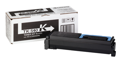 Remanufactured Kyocera TK540K Black Toner TK540K - rem01