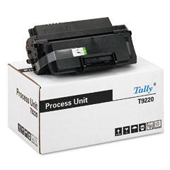 Remanufactured Tally 043320 Toner Cartridge Black 10k 43320 - rem01