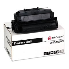 Remanufactured Tally 043361 Toner Cartridge Black 10k 43361 - rem01