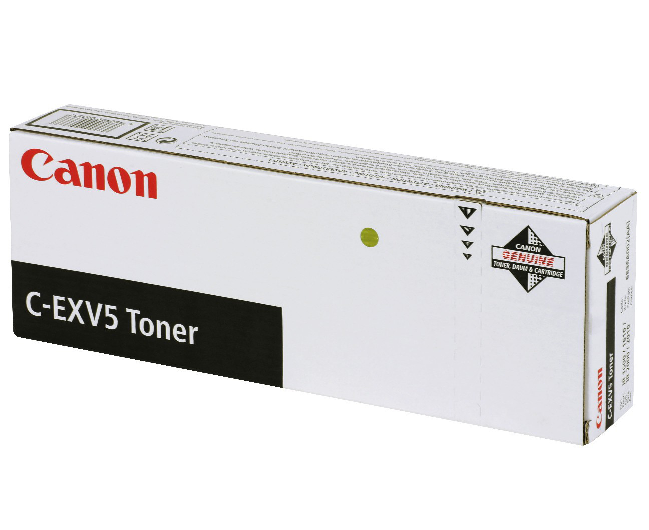 Remanufactured Canon 6836A002AA Toner Cartridge Black 15k 6836A002 - rem01
