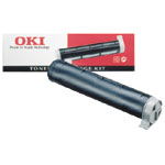 Remanufactured Oki 9002390 Toner Cartridge Black 1.5k 9002390 - rem01