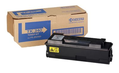 Remanufactured Kyocera TK340 Toner Cartridge Black 12k TK340 - rem01
