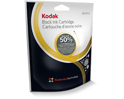 Compatible Kodak 8956 (10) Black Ink Cartridge (Generation 3) 8955916 - rem01
