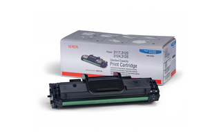 Remanufactured Xerox 106R01159 Toner Cartridge Black 3k 106R01159 - rem01