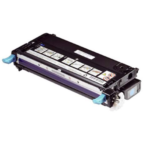 Remanufactured Dell 593-10290 Toner Cart Cyan 9k 593-10290 - rem01