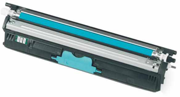 Remanufactured Oki 44250723 Toner Cart Cyan 2.5k 44250723 - rem01