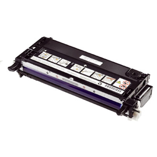 Remanufactured Dell 593-10293 Black Toner Cart 4k 593-10293 - rem01