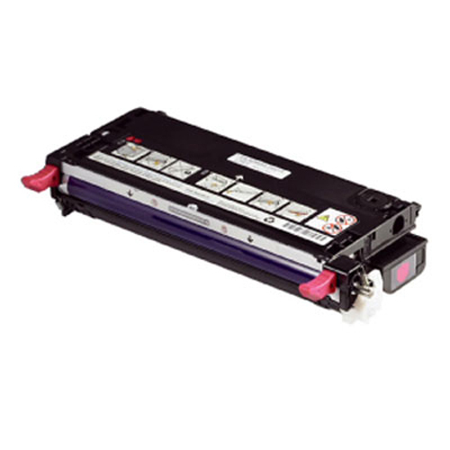 Remanufactured Dell 593-10296 Magenta Toner Cart 3k 593-10296 - rem01