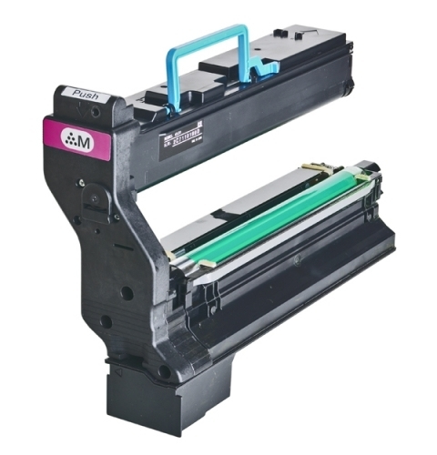 Remanufactured QMS 5440 Magenta Toner Cart 12k 1710604-007 - rem01